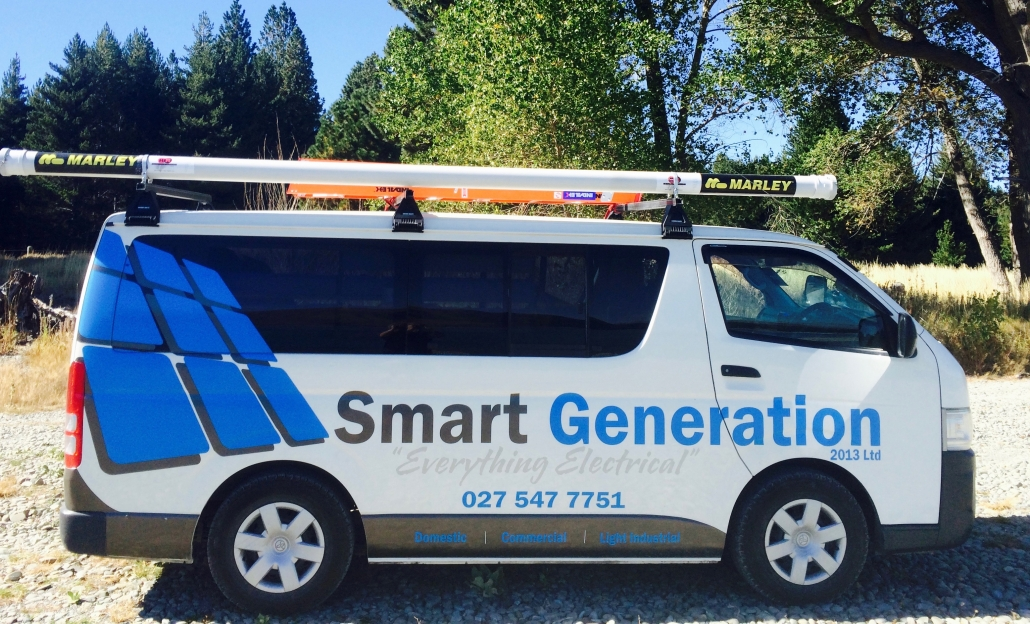 Smart Generation 2013 LTD Residential/domestic Lighting Electricians Timaru South Canterbury
